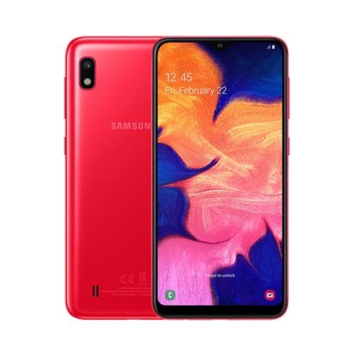 Samsung Galaxy A10 (A105 2019) 4G 32GB (2GB Ram) Dual-Sim Red EU