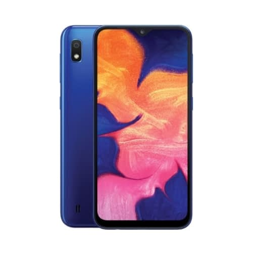 Samsung Galaxy A10 (A105 2019) 4G 32GB (2GB Ram) Dual-Sim Blue GR