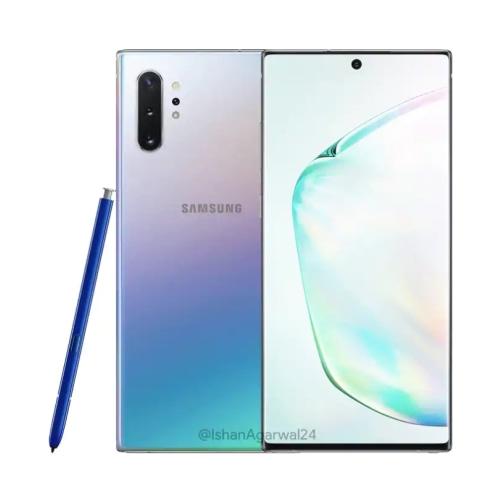 Samsung Galaxy Note 10 Plus (N975 2019) 4G 256GB (12GB Ram) Dual-Sim Aura Glow EU