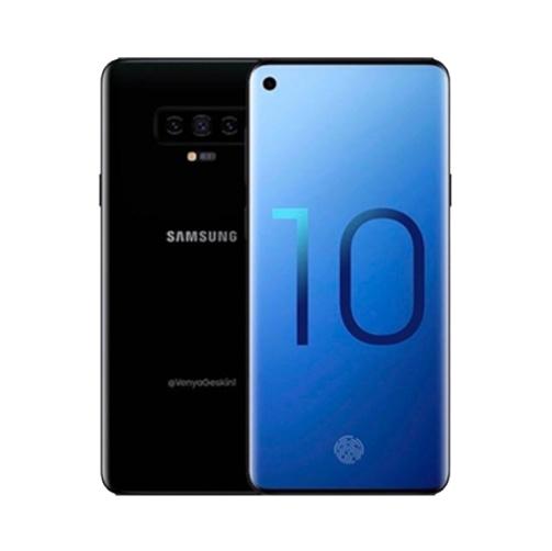 Samsung Galaxy S10 (G973F 2019) 4G 512GB Dual-Sim Prism Black EU