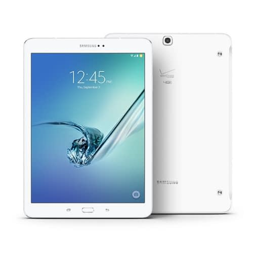 Samsung Galaxy (T813 2016) Tab S2  9.7″ WiFi 32GB White DE*