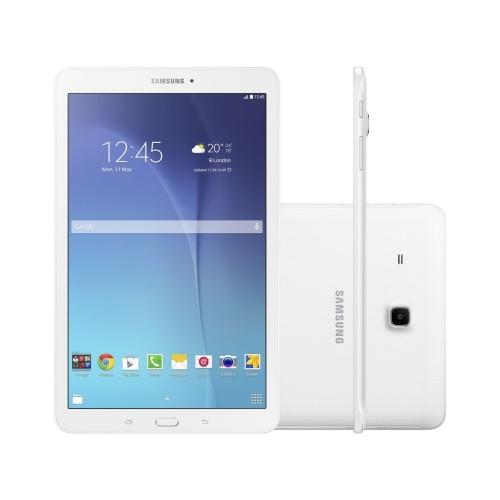 Samsung Galaxy (T561 2015) Tab E 9.6″ 3G 8GB Pearl White EU