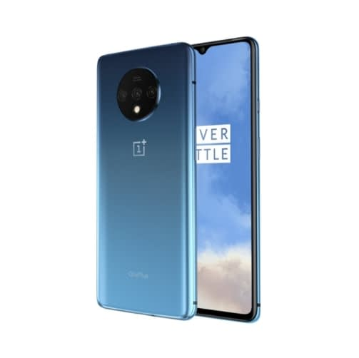 OnePlus 7T 4G 128GB (8GB Ram) Dual-Sim Glacier Blue EU
