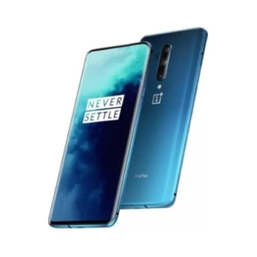 OnePlus 7T Pro 4G 256 GB (8GB Ram) Dual-Sim Haze Blue EU