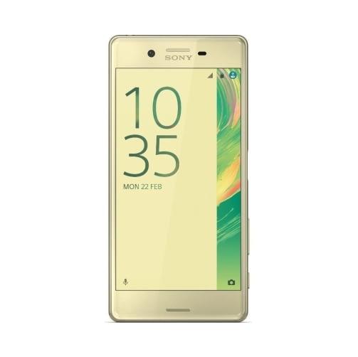 Sony Xperia X (F5122 2016) 4G 64GB (3GB Ram) Dual-Sim Lime Gold EU