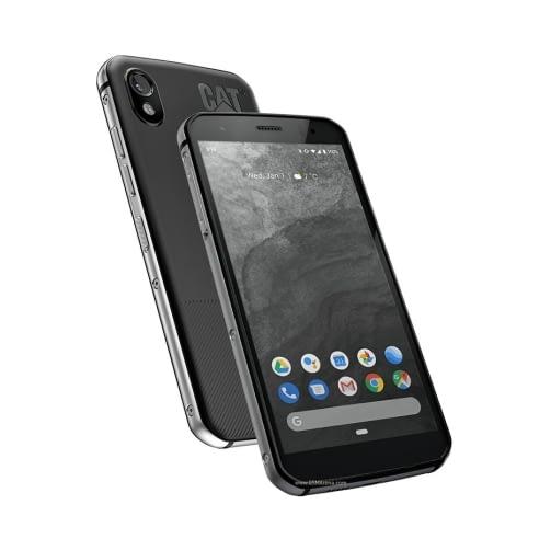 Cat S52 4G 64GB (4GB Ram) Dual-Sim Black EU