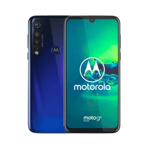 Motorola Moto G8 Plus 4G 64GB (4GB Ram) Dual-Sim Dark Blue EU