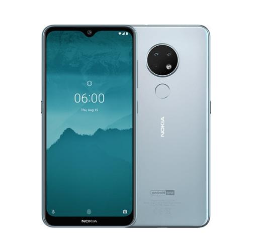 Nokia 6.2 4G 64GB (4GB Ram) Dual-Sim Ceramic Ice EU
