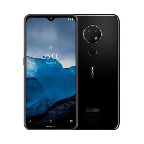 Nokia 6.2 4G 32GB (3GB Ram) Dual-Sim Ceramic Black EU