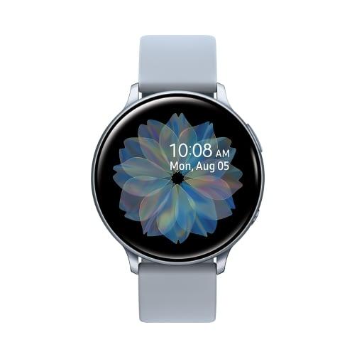 Samsung Galaxy Watch Active2 (R830 2019) WiFi 4GB (1.5GB Ram) 40mm Stainless Steel Silver EU