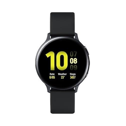 Samsung Galaxy Watch Active2 (R830 2019) WiFi 4GB (1.5GB Ram) 40mm Aqua Black EU