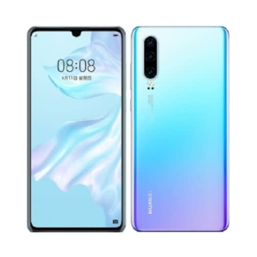 Huawei P30 Lite 4G 128GB (4GB Ram) Dual-Sim Breathing Crystal EU
