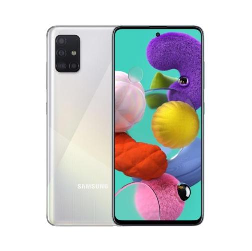 Samsung Galaxy A71 (A715F 2019) 4G 128GB (6GB Ram) Dual-Sim Prism Crush Silver EU