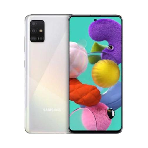 Samsung Galaxy A51 (A515 2020) 4G 128GB (4GB Ram) Dual-Sim White EU