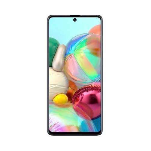 Samsung Galaxy A71 (A715F 2019) 4G 128GB (6GB Ram) Dual-Sim Prism Crush Black EU