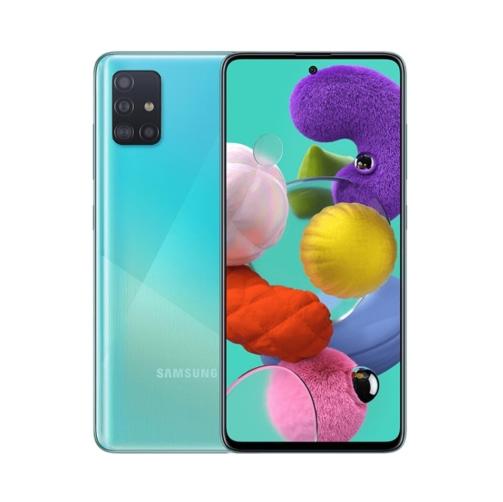 Samsung Galaxy A71 (A715F 2019) 4G 128GB (6GB Ram) Dual-Sim Blue EU