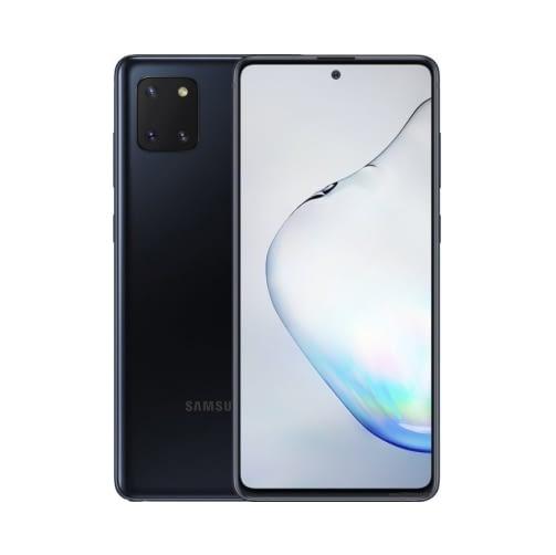 Samsung Galaxy Note 10 Lite (N770F 2020) 4G 128GB (6GB Ram) Dual-Sim Aura Black EU
