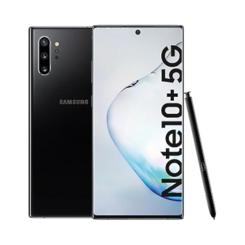 Samsung Galaxy Note 10 Plus (N976 2019) 5G 256GB (12GB Ram) Dual-Sim Aura Black EU