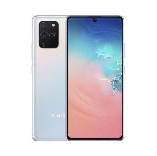 Samsung Galaxy S10 Lite (G770 2020) 4G 128GB (8GB Ram) Dual-Sim Prism White EU