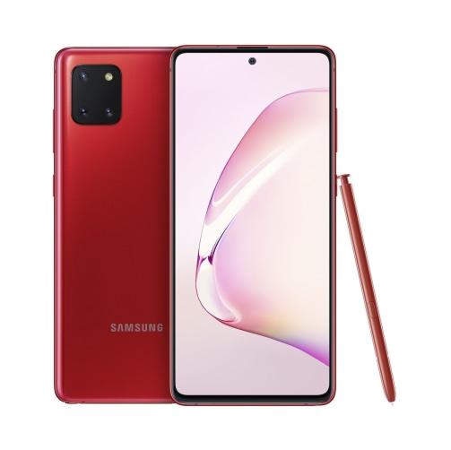 Samsung Galaxy Note 10 Lite (N770F 2020) 4G 128GB (6GB Ram) Dual-Sim Aura Red EU