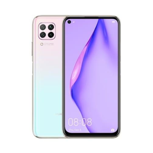 Huawei P40 Lite 4G 128GB (6GB Ram) Dual-Sim Light Pink + Blue EU