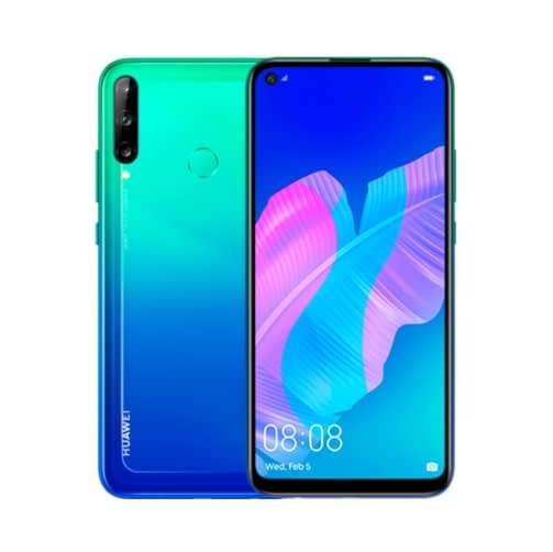 Huawei P40 Lite E 64GB (4GB Ram) Dual-Sim Aurora Blue EU
