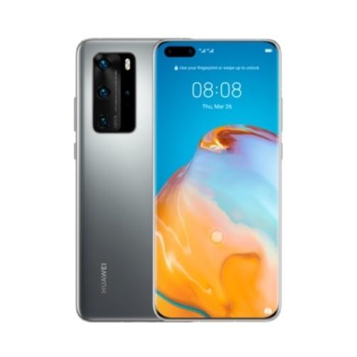 Huawei P40 Pro 5G 256GB (8GB Ram) Dual-Sim Silver Frost EU