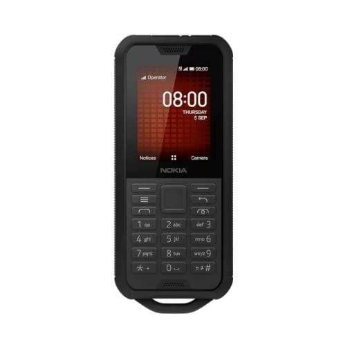 Nokia 800 Tough Outdoor 4G 4GB (512MB Ram) Dual-Sim Black Steel EU