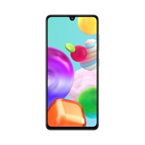 Samsung Galaxy A41 (A415 2020) 4G 64GB (4GB Ram) Dual-Sim Prism Crush Silver EU