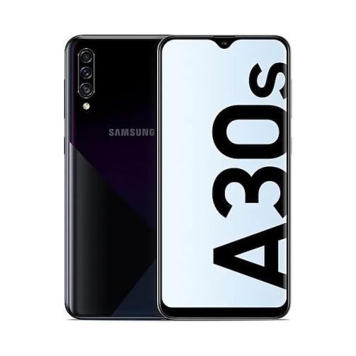 Samsung Galaxy A30s (A307 2019) 4G 128GB (4GB Ram) Dual-Sim Prism Crush Black EU