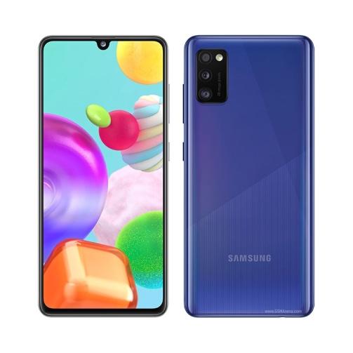 Samsung Galaxy A41 (A415 2020) 4G 64GB (4GB Ram) Dual-Sim Prism Crush Blue EU