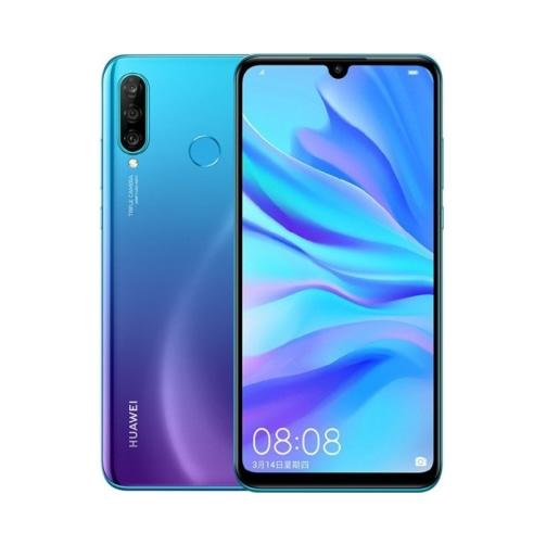 Huawei P30 Lite (New Edition) 4G 256GB (6GB Ram) Dual-Sim Peacock Blue EU