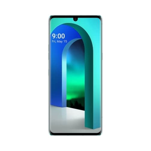 LG Velvet (G900 2020) 5G 128GB (6GB Ram) Single-Sim Aurora Green EU