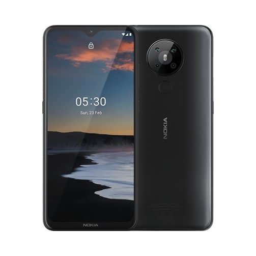 Nokia 5.3 4G 64GB (3GB Ram) Dual-Sim Charcoal EU