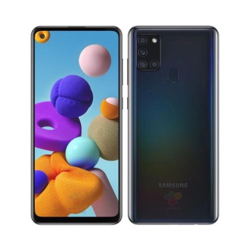 Samsung Galaxy A21S (A217 2020) 4G 32GB (3GB Ram) Dual-Sim Black EU