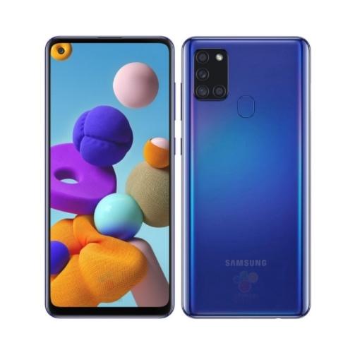Samsung Galaxy A21S (A217 2020) 4G 64GB (4GB Ram) Dual-Sim Blue EU