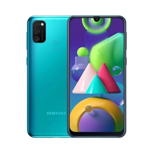 Samsung Galaxy M21 (M215 2020) 4G 64GB (4GB Ram) Dual-Sim Green EU