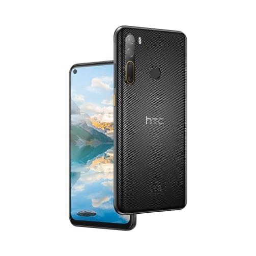 HTC Desire 20 Pro 4G 128GB (6GB Ram) Dual-Sim Smoky Black EU