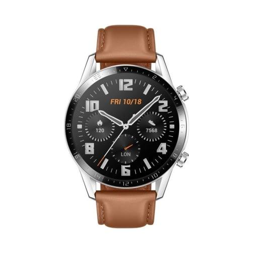 Huawei Watch GT2 46mm Classic Leather Brown EU