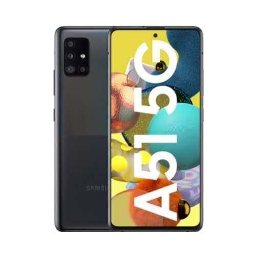 Samsung Galaxy A51 (A516 2020) 5G 128GB (6GB Ram) Dual-Sim Prism Cube Black EU