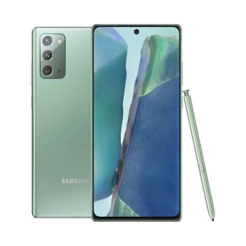 Samsung Galaxy Note 20 (N981B 2020) 5G 256GB (8GB Ram) Dual-Sim Mystic Green EU