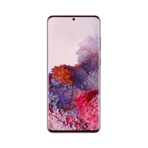 Samsung Galaxy S20+ (G985 2020) 4G 128GB (8GB Ram) Dual-Sim Aura Red EU