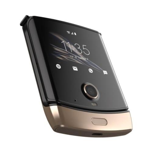Motorola RAZR (XT2000-2 2019) 4G 128GB (6GB Ram) e-Sim Blush Gold EU
