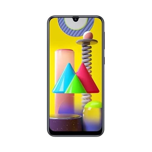Samsung Galaxy M31 (M315 2020) 64GB 4G (6GB Ram) Dual-Sim Space Black EU