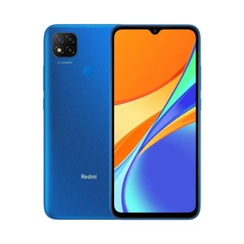 Xiaomi Redmi 9C 4G 64GB (3GB Ram) Dual-Sim Twilight Blue EU