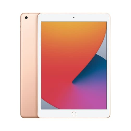 Apple iPad 10.2 (2020 8 Generation) WiFi 128GB (3GB Ram) Gold EU (MYLF2FD/A)