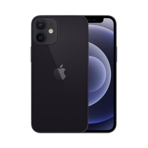 Apple iPhone 12 5G 128GB (4GB Ram) Single-Sim +eSim Black EU