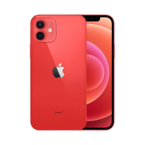 Apple iPhone 12 5G 64GB (4GB Ram) Single-Sim +eSim (Product) Red EU