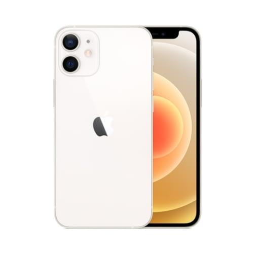 Apple iPhone 12 5G 128GB (4GB Ram) Single-Sim +eSim White EU