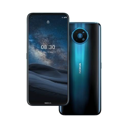 Nokia 8.3 5G 128GB (8GB Ram) Daul-Sim Polar Night EU